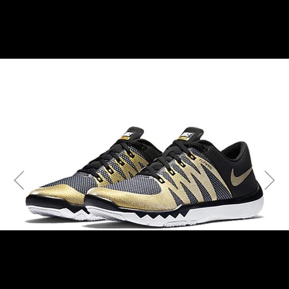 cd2a8ede7595 Nike Free Trainer 5.0 Super Bowl 50 7Y. M 5ab4f3c03afbbd5b3a2aeda2